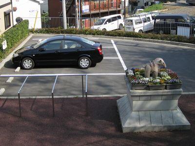 柊塚古墳歴史広場 馬形埴輪形石像
