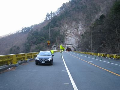 国道140号・雁坂大橋