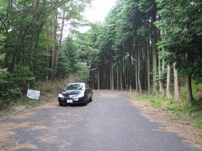 林道八頭中央線