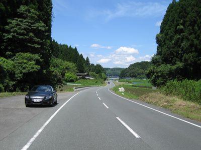 鹿本広域農道
