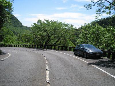 金華山ドライブウェイ